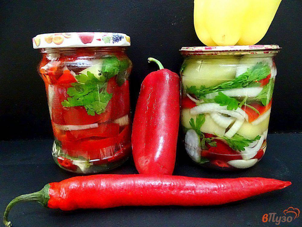 Что приготовить из болгарского перца на ужин, второе с морковью, луком, фаршем, помидорами