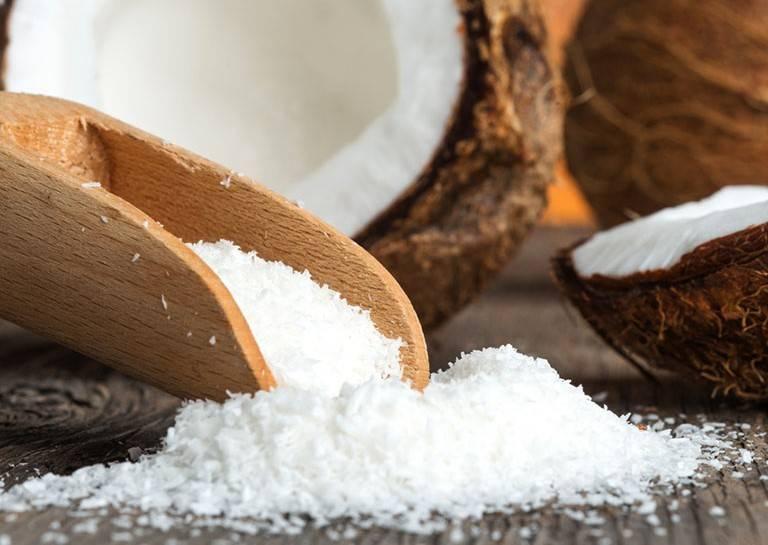 Кокосовая стружка: польза и вред, калорийность, рецепт печенья с фото | zaslonovgrad.ru