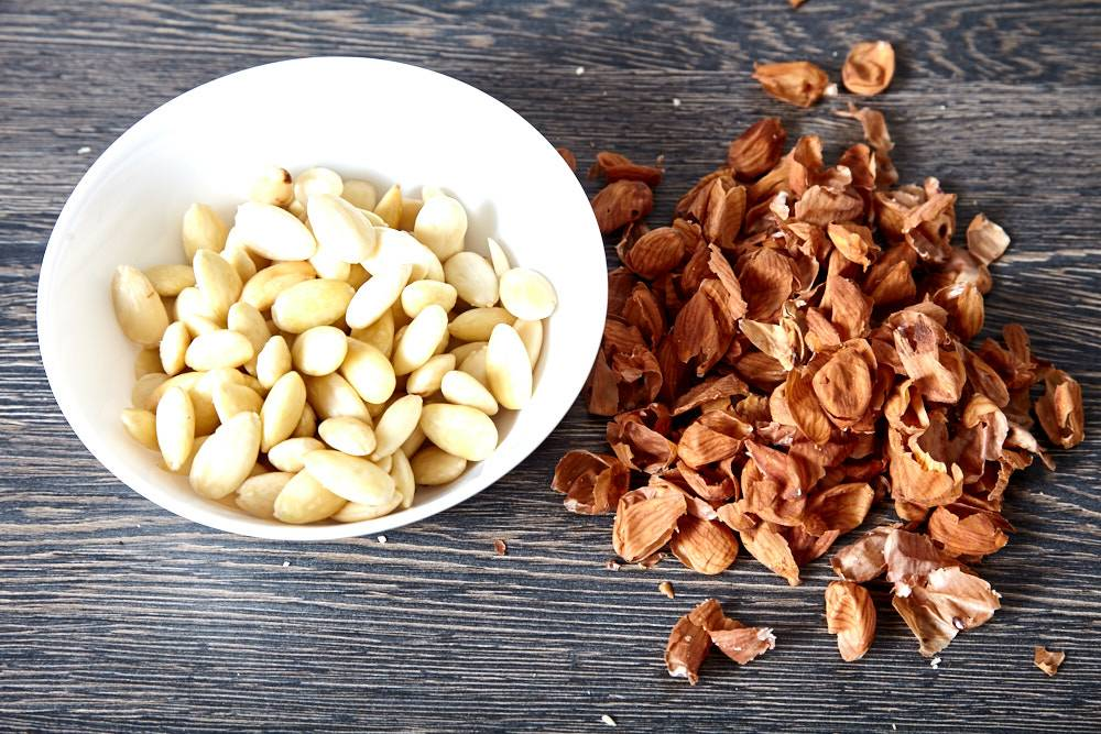Способы очистки арахиса