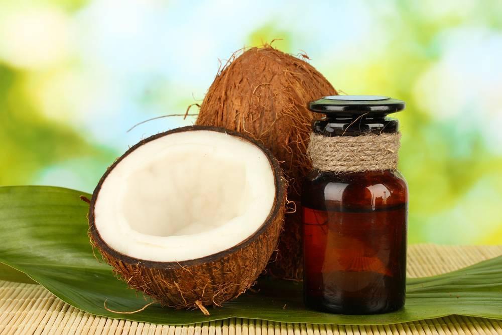 Кокосовое масло [польза и применение для кожи лица]