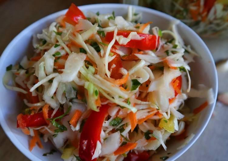 Рецепты маринованной капусты с болгарским перцем или чили. варианты блюда с овощами и быстрого приготовления