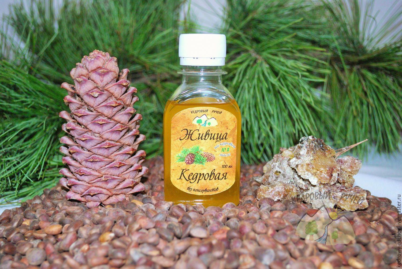 Эфирное кедровое масло