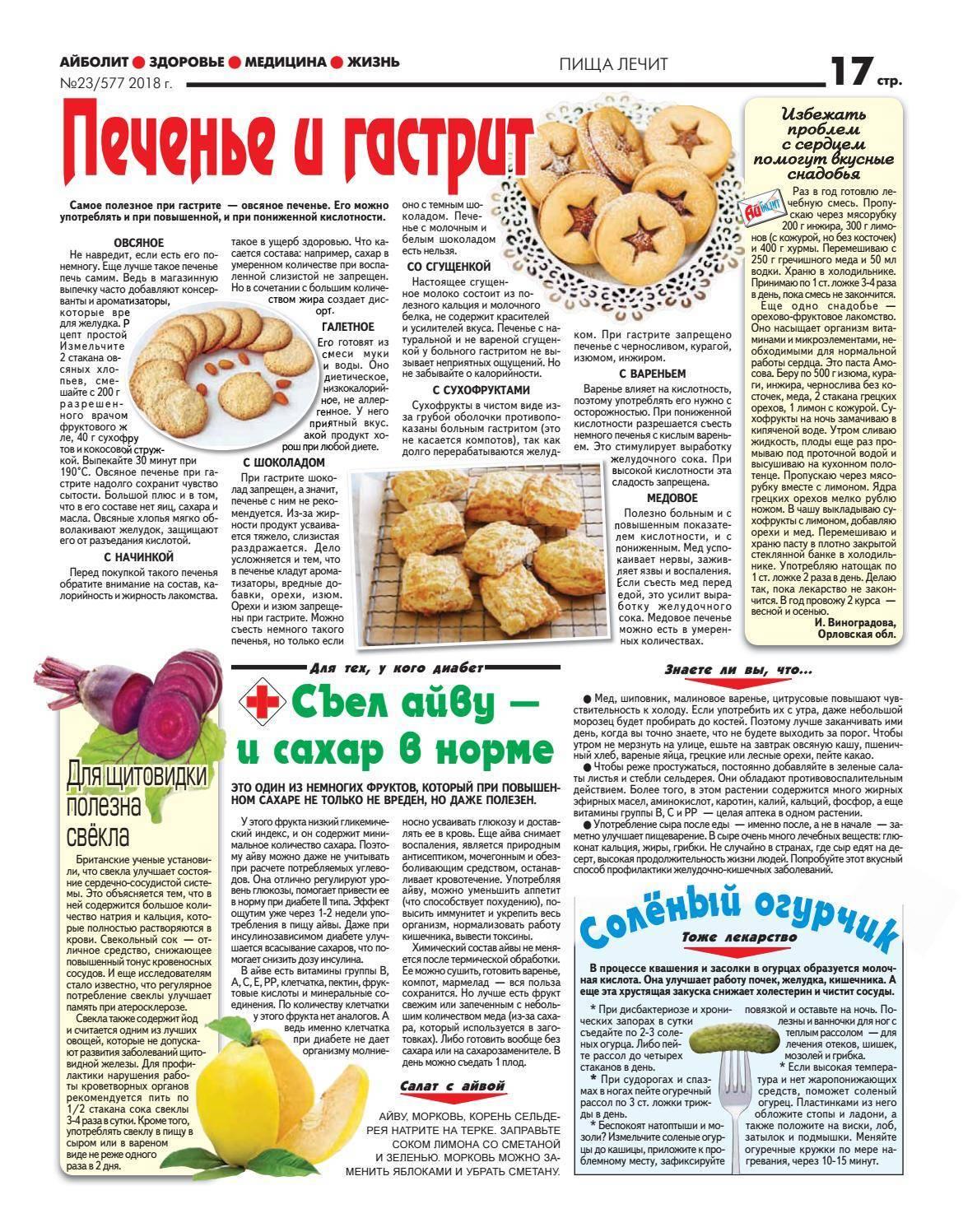 Что можно есть при гастрите желудка, важный список продуктов | gastritoff