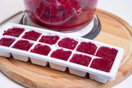 Можно ли заморозить варёную свёклу на зиму в морозилке?