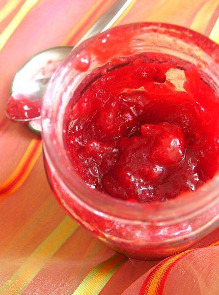 Джем из вишни: как правильно готовить вишневый джем - автор екатерина данилова