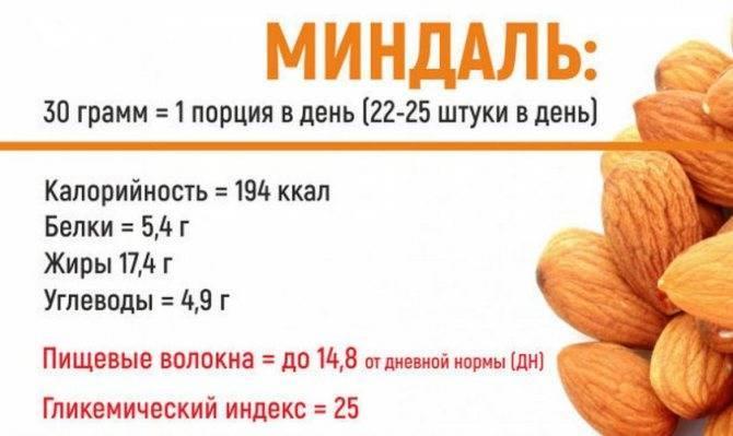 Грецкий орех: калорийность 1 ореха, польза и вред
