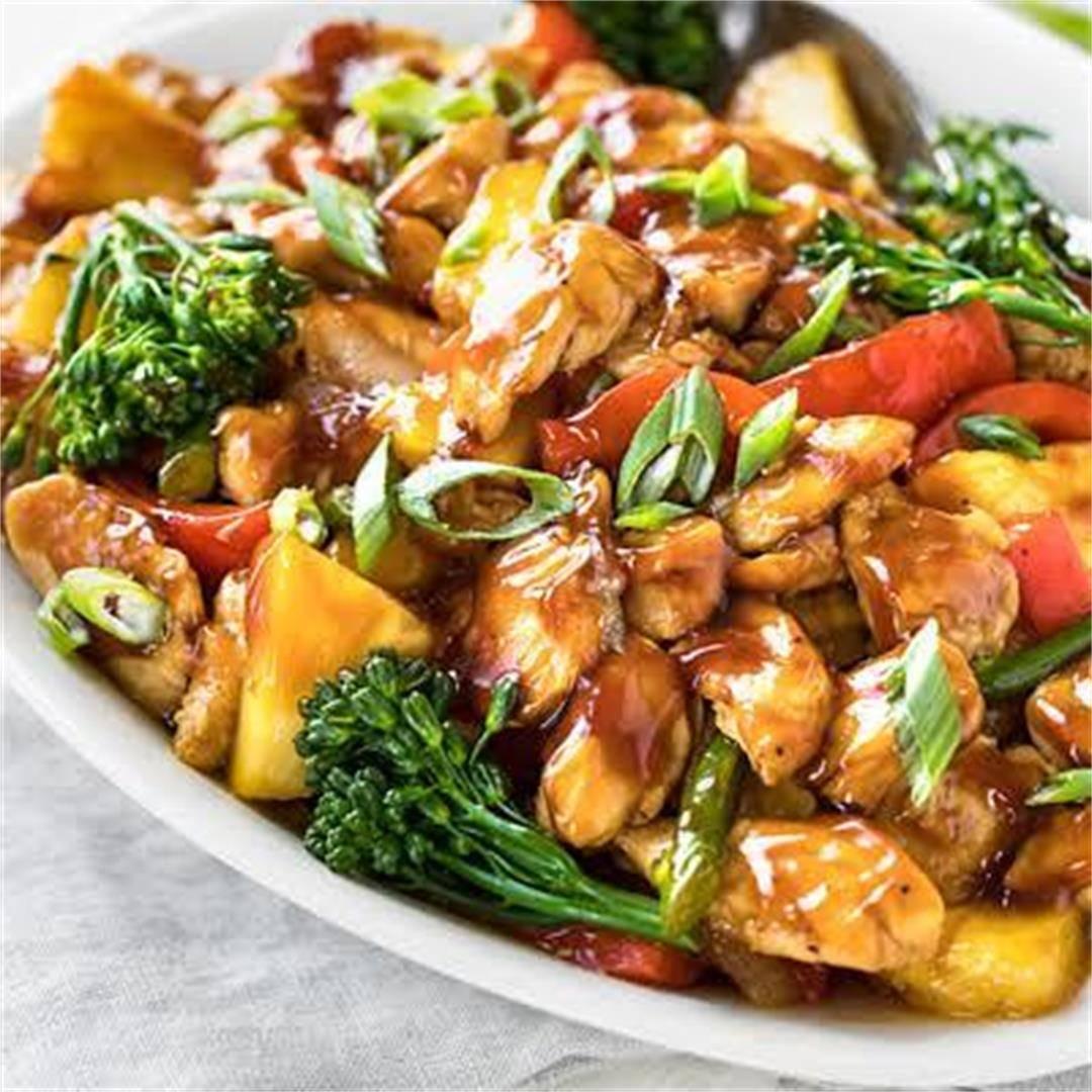 Курица в соусе терияки – 9 рецептов