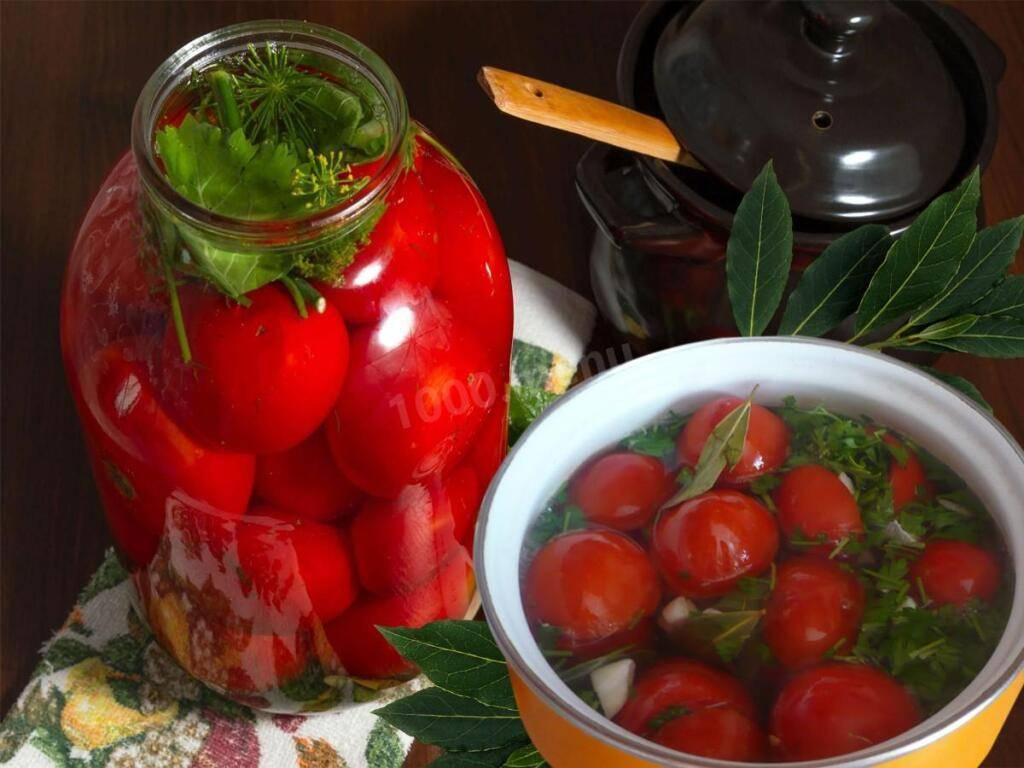 Помидоры по кубански самый вкусный рецепт быстрого приготовления