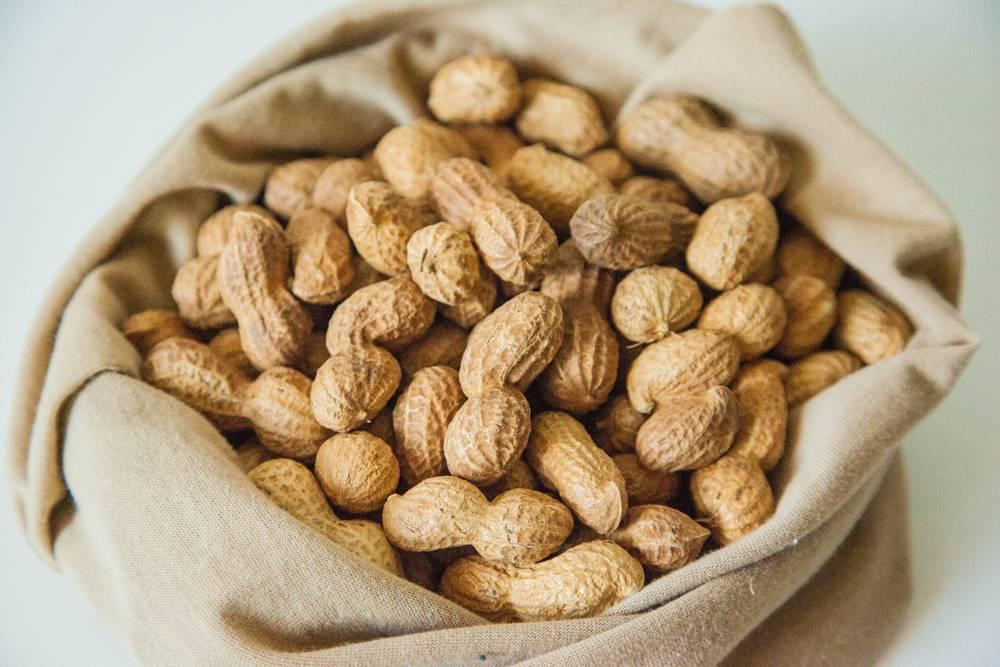 Арахисовая диета при похудении