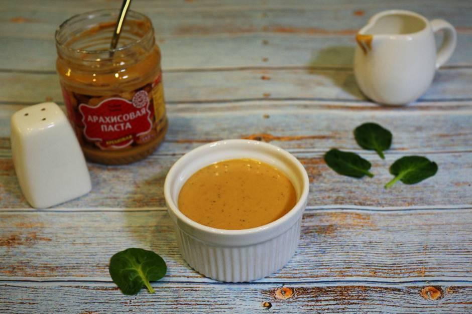 Ореховый соус – 9 лучших рецептов