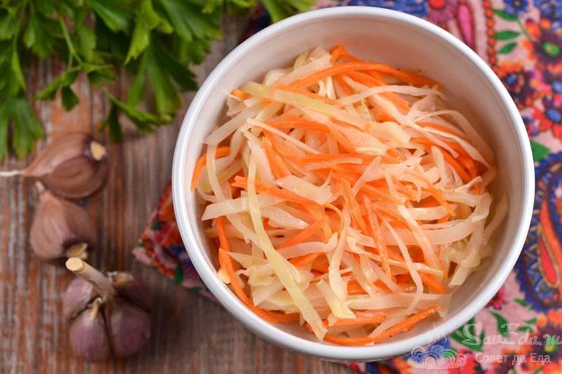 Маринованная капуста со свеклой: 5 вкусных рецептов быстрого приготовления