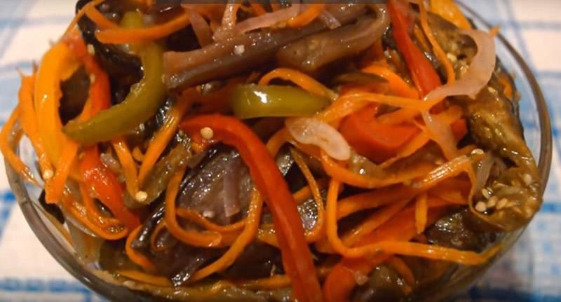 Баклажаны по-корейски - лучшие рецепты. как правильно и вкусно приготовить баклажаны по-корейски. - автор екатерина данилова - журнал женское мнение