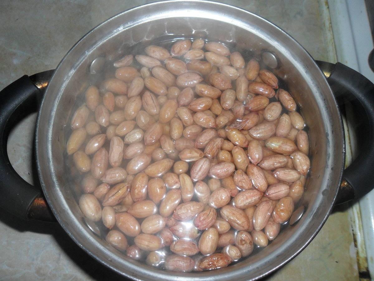 Как очистить арахис от шелухи и скорлупы, как хранить его в домашних условиях + видео и фото