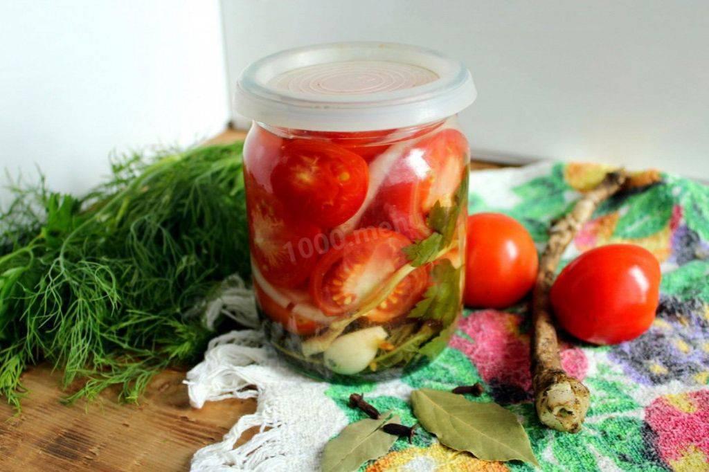 Рецепты помидор маринованный с медом