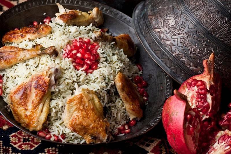 Традиционные напитки азербайджанской кухни - ресторан в одинцово