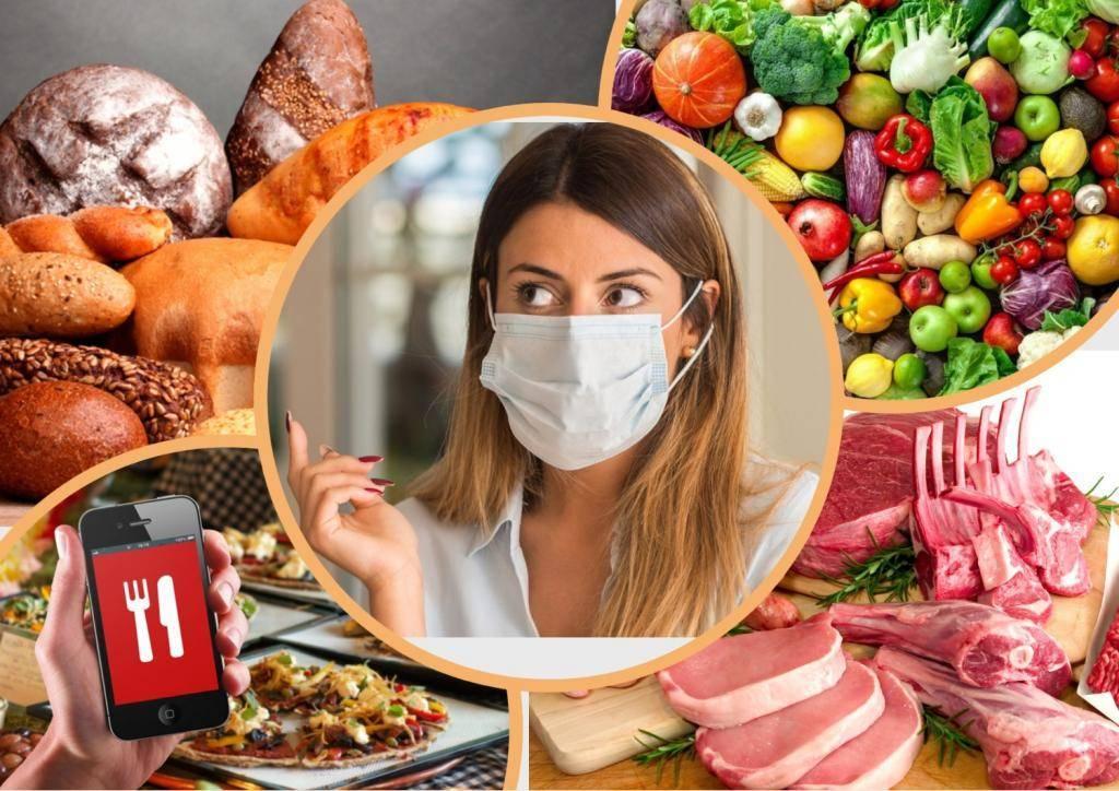 Можно ли заразиться вирусом covid-19 через пищу? - профилактика коронавируса - официальный сайт роспотребнадзора