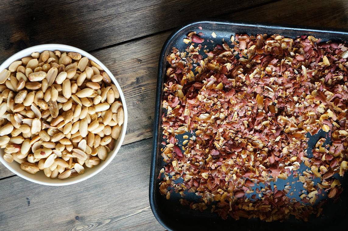 Как пожарить арахис на сковороде, в духовке, микроволновке