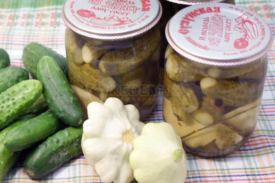 Быстрые и вкусные рецепты приготовления патиссонов на зиму пальчики оближешь