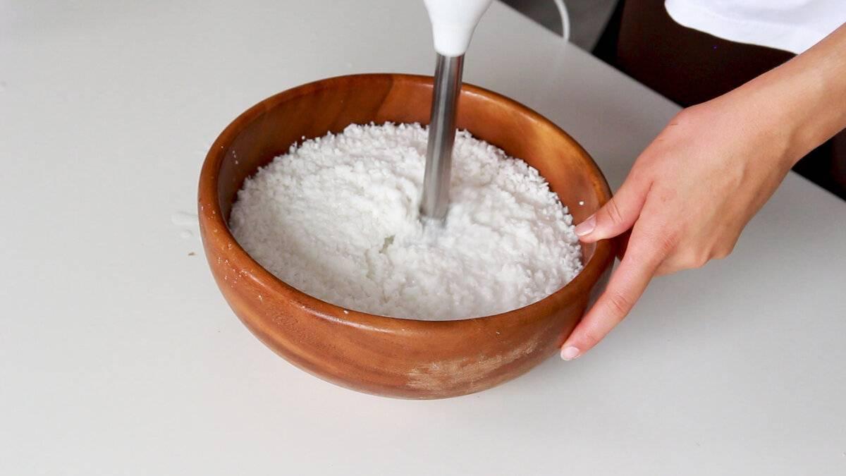 Как сделать кокосовое масло дома? мой проверенный способ