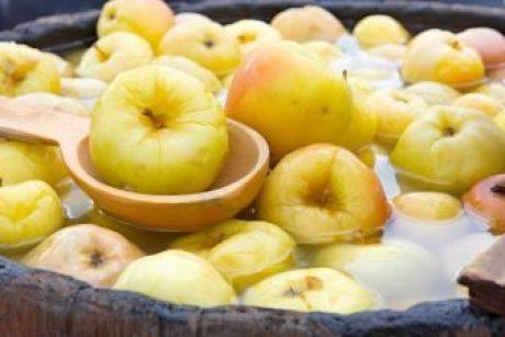 Мочёные яблоки, рецепт в домашних условиях самый лучший