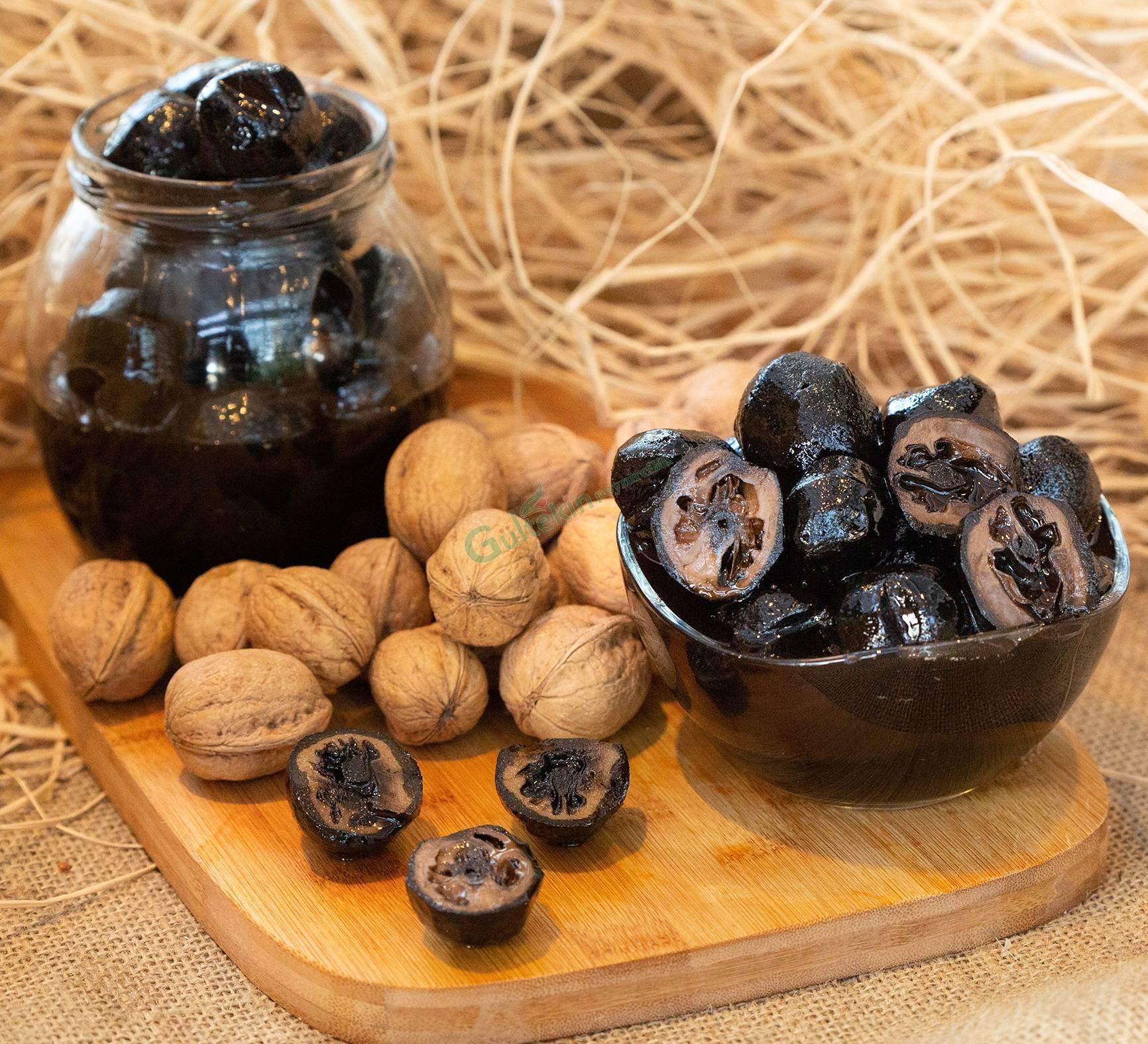 Варенье из грецких орехов и его польза