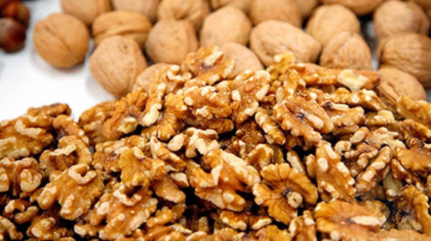 Как украина кормит арабов орехами