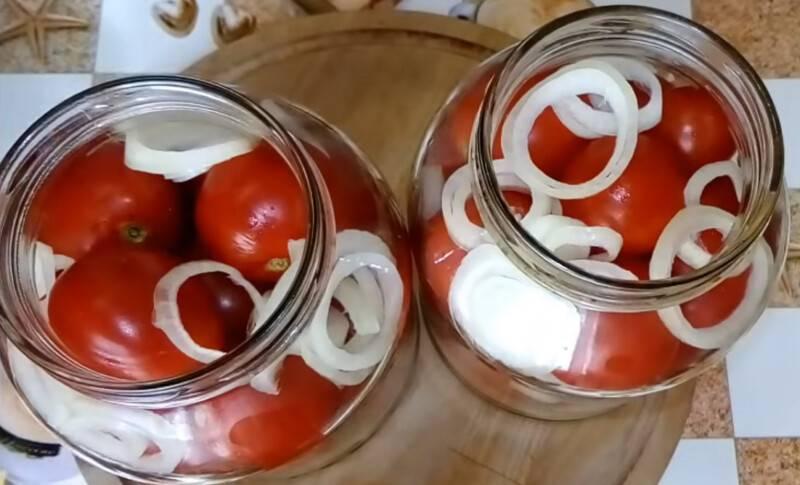 Сладкие маринованные помидоры на зиму — 10 очень вкусных рецептов