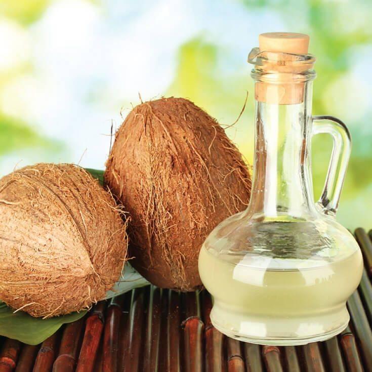 Масло кокосовое — польза и вред в питании и косметологии