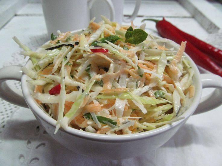 Салат из черной редьки с морковью и зеленым луком рецепт с фото - 1000.menu