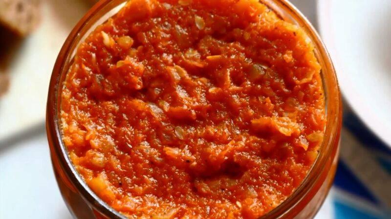Рецепты морковной икры на зиму