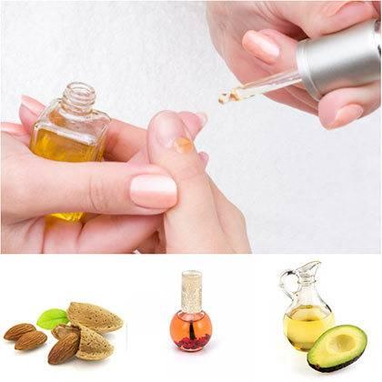 Масла, полезные для ногтей и кутикулы — список и правила использования | здорова и красива