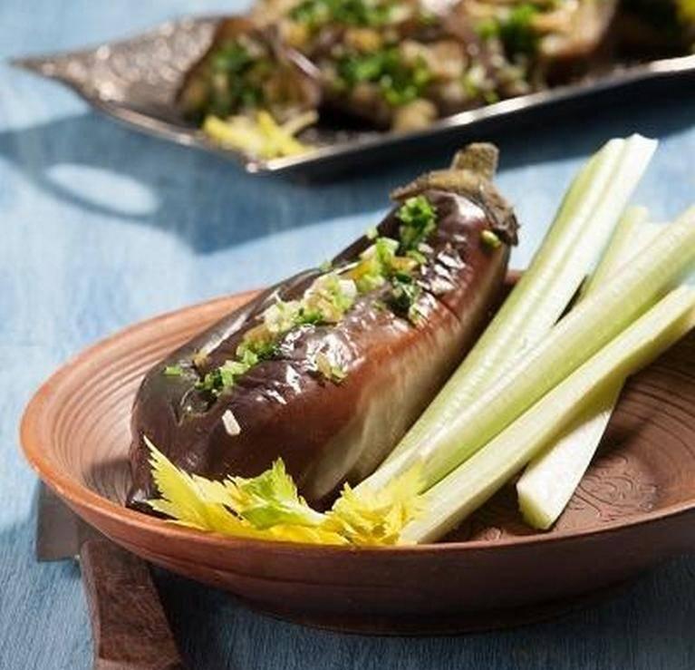 Квашеные баклажаны - вкусные рецепты пикантной закуски