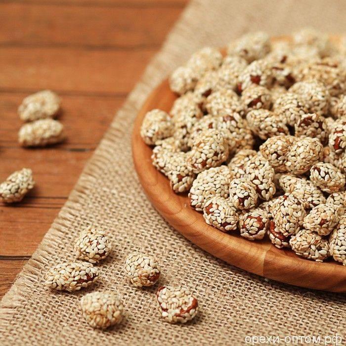 Орехи в кунжуте польза и вред
