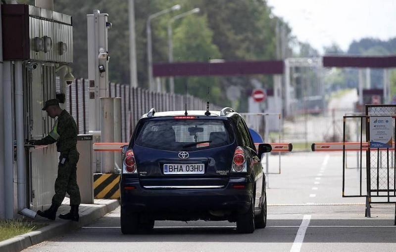 В европе устраивают облавы на бусы с украинцами, которые пытаются проникнуть по безвизу