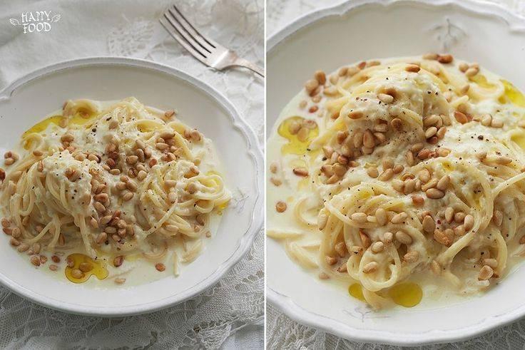 Спагетти с соусом песто: классический рецепт и оригинальные - с помидорами, креветками и другими ингредиентами