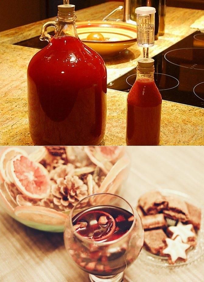 Вино из старого забродившего варенья в домашних условиях - 5 простых рецептов с фото пошагово