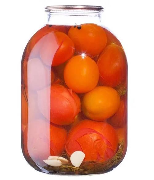 Как приготовить солёные помидоры на зиму в банках