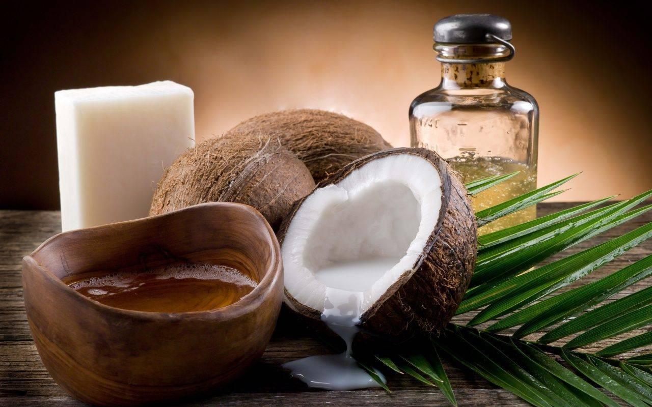 Кокосовое масло, его польза польза и вред