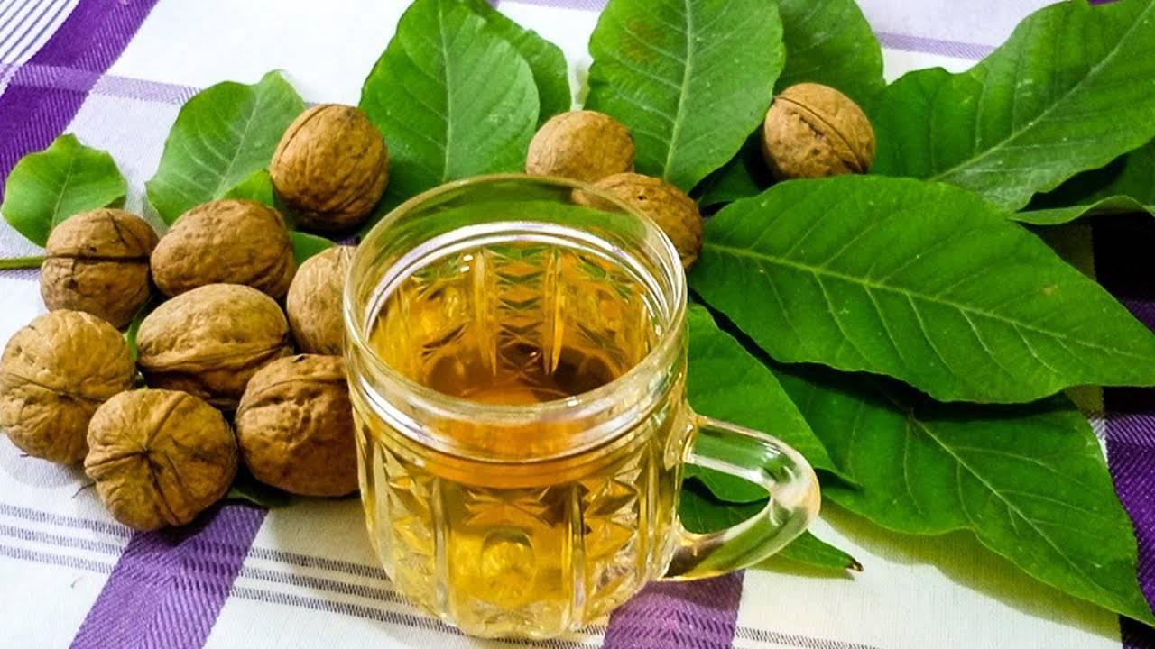 Масло грецкого ореха: польза и вред