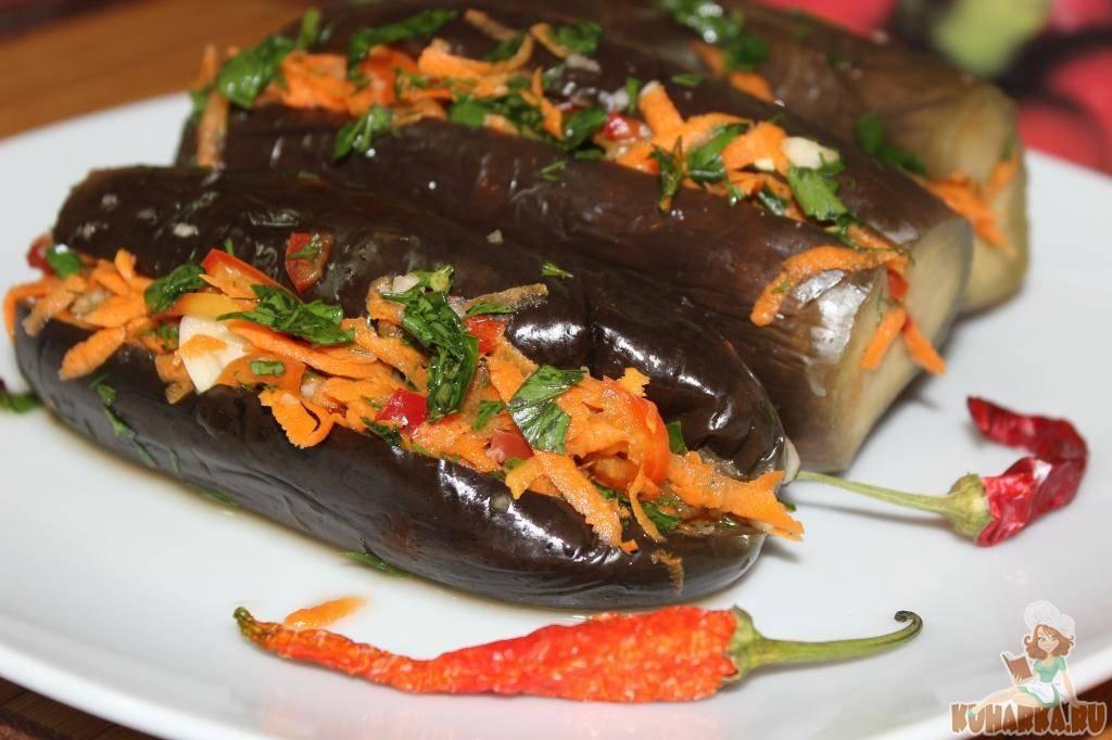 Квашеные баклажаны - вкусные и необычные рецепты заготовки пикантной закуски