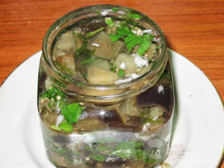 Баклажаны как грибы — быстрые и вкусные рецепты на зиму
