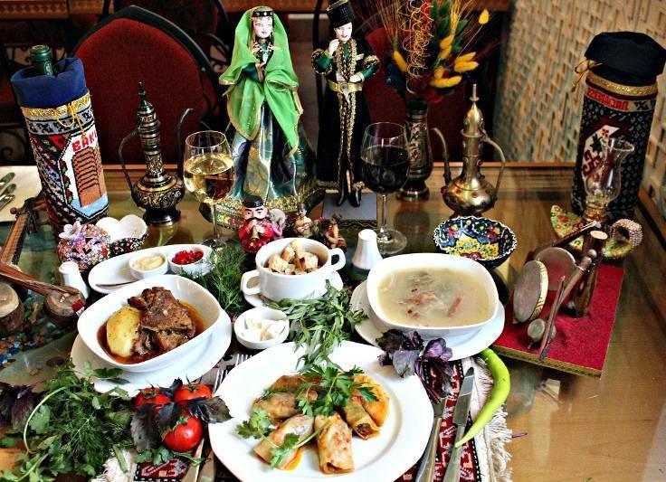 Вкусы и ароматы азербайджанской кухни — необычные экскурсии в баку