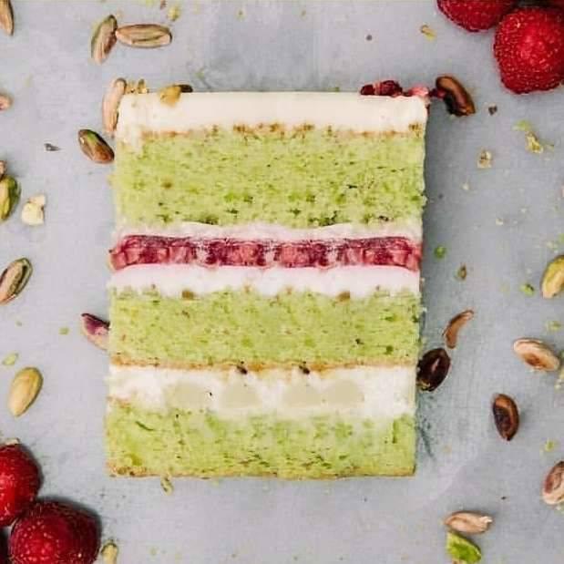 Малиновый торт с малиной - 32 рецепта - 1000.menu