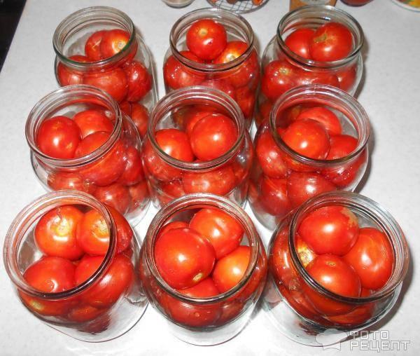 Помидоры очищенные консервированные: 2 вкусных рецепта в томатном соке на зиму