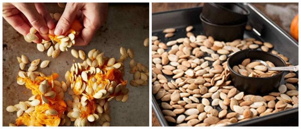 Польза и вред тыквенных семечек для женщин и мужчин