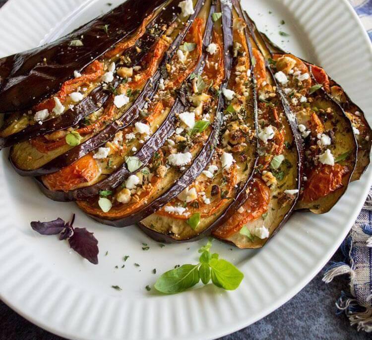 Фаршированные баклажаны – 6 рецептов быстро и вкусно