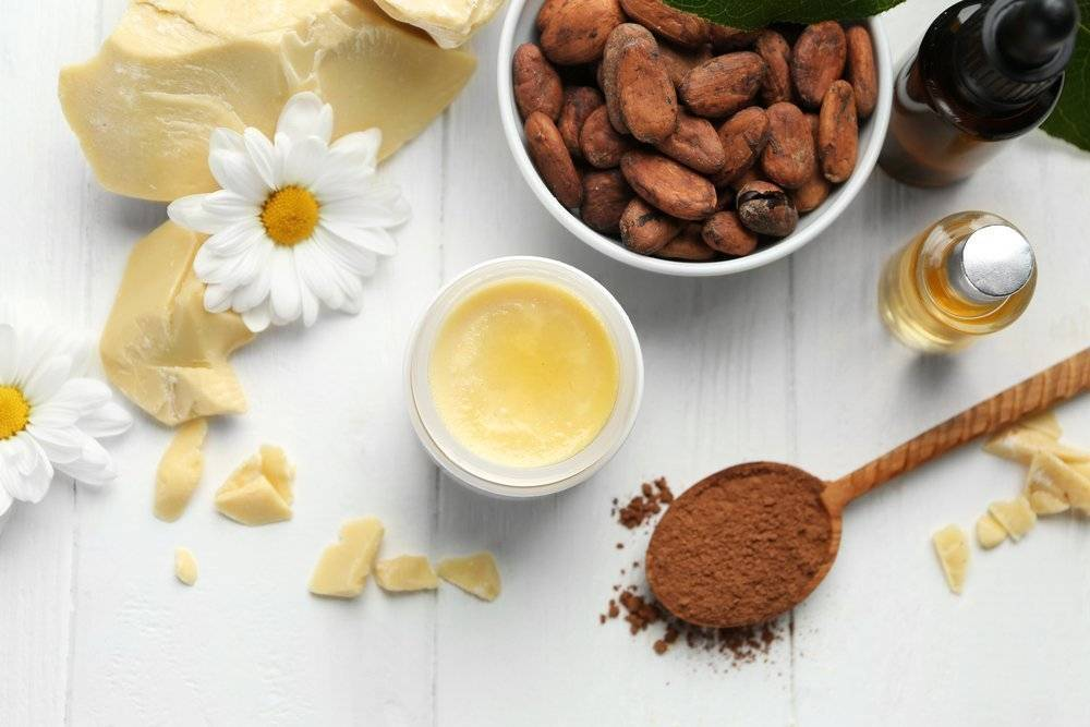 Масло какао для лица