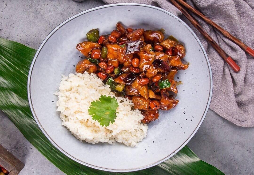 Курица в кляре с соусом терияки – кулинарный рецепт