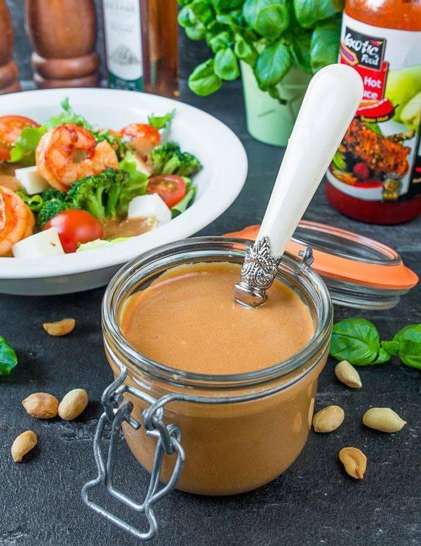 Ореховый соус - 5 рецептов