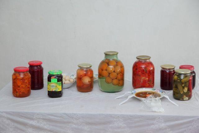 Подготовка сырья для консервирования